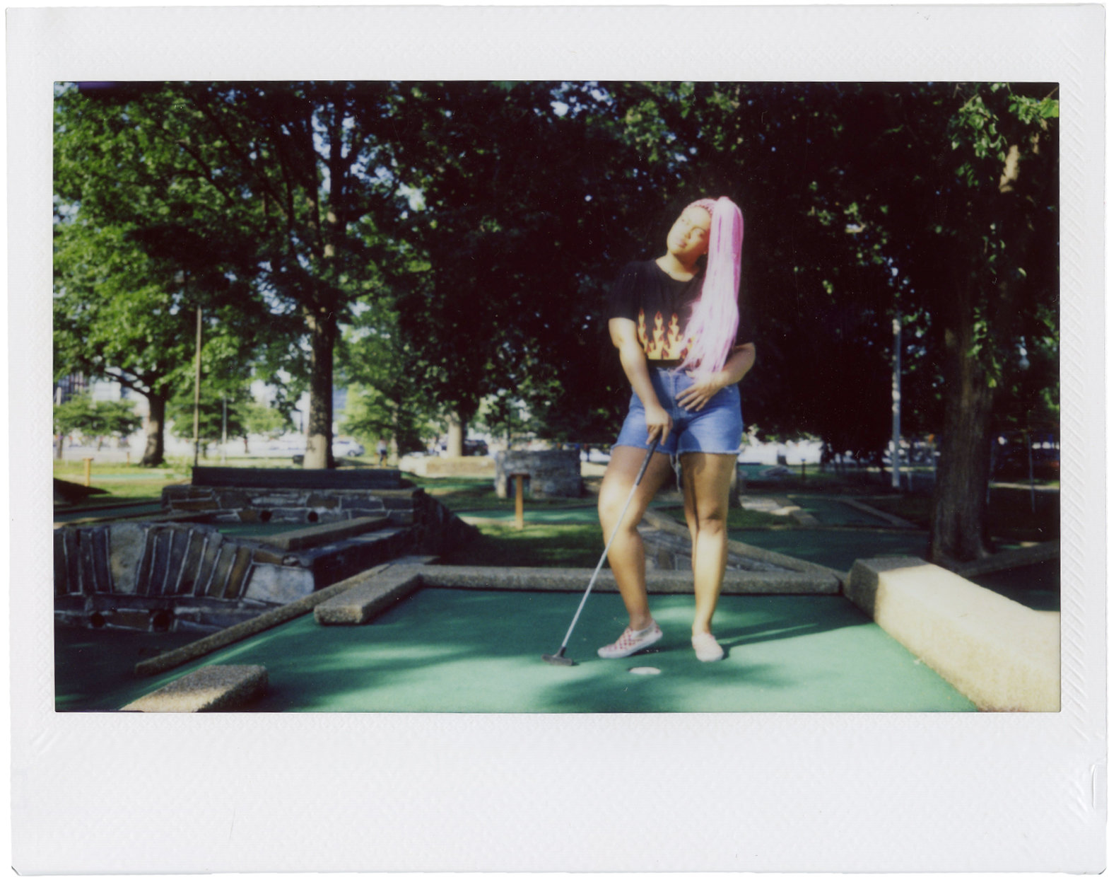 How Mini-Golf Played A Big Role In Desegregating Public Rec Spaces - See full story at npr.org.