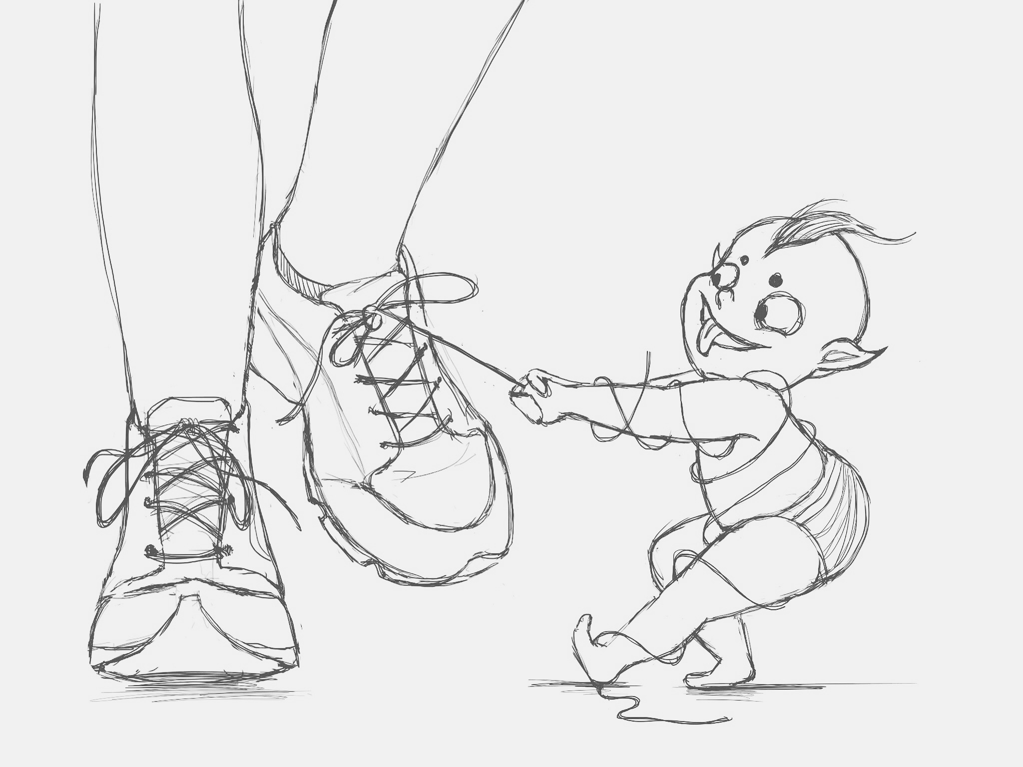 006 - Shoelaces Puller