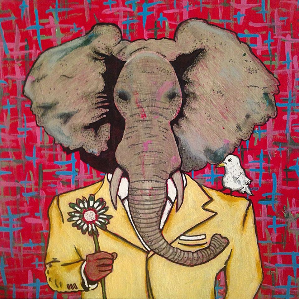 Fancy Elephant, 2014