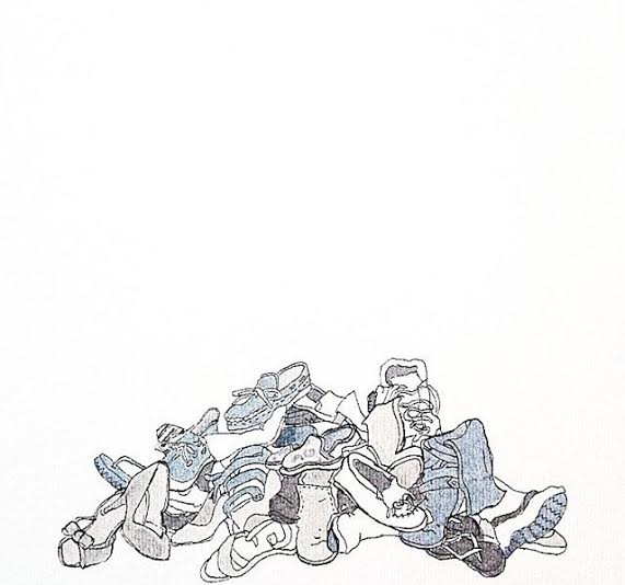 Pile of Shoes, 2015