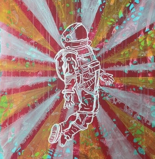 Spaceman, 2016