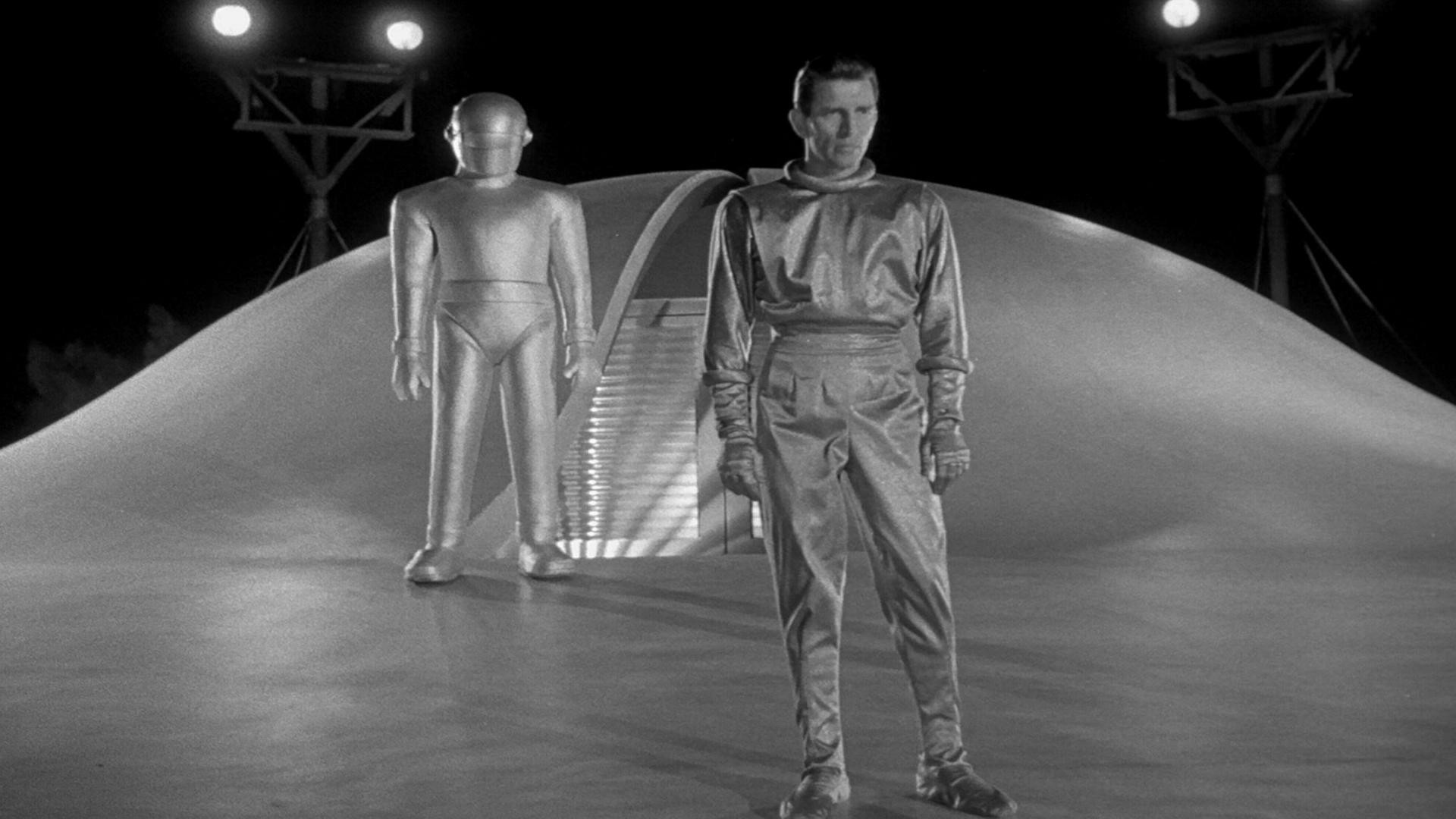 Classics like The Day The Earth Stood Still will feature in the inaugural calendar.