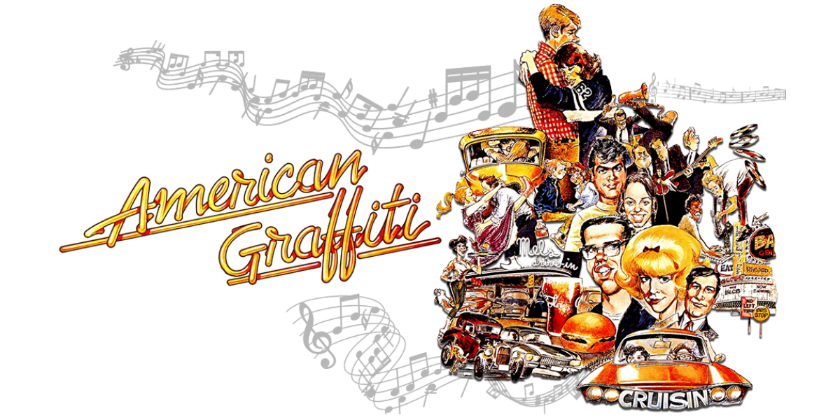 AMERICAN GRAFFITI (1973 / 35mm Print) - Sun Jan 20th 3pm / Film Forum, New York CityStill one of the new young upstarts in Hollywood, George Lucas was coming off the back of his divisive yet stunning debut feature THX 1138. AMERICAN GRAFFITI is a loving look back at the era he grew up in. The film itself would go on to help Lucas start work on STAR WARS, and helped launched the careers of it's young cast including Harrison Ford, Richard Dreyfuss and Ron Howard.More info HERE