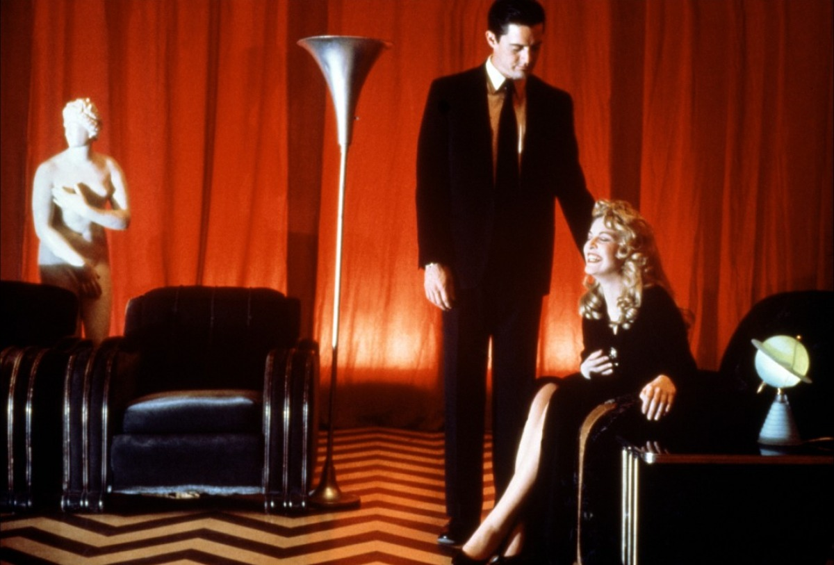 TWIN PEAKS: FIRE WALK WITH ME (1992), MANDY (2018), 2001: A SPACE ODYSSEY (1968) - All screening Fri, Sat and Sun / IFC Center, New York CityThe IFC Center is NYC's original home of midnight movies and their midnight trifecta this week includes the big screen prequel to TWIN PEAKS that holds more in common with the show's recent third season than the actual original series itself. Also on offer is MANDY, the stunning hallucinogenic love letter to 80s slasher and sci-fi. And also the 50th anniversary release of Kubrick's galactic masterpiece. Take your pick! (*Note. Not a Triple Feature. All movies are individual sessions)More info HERE
