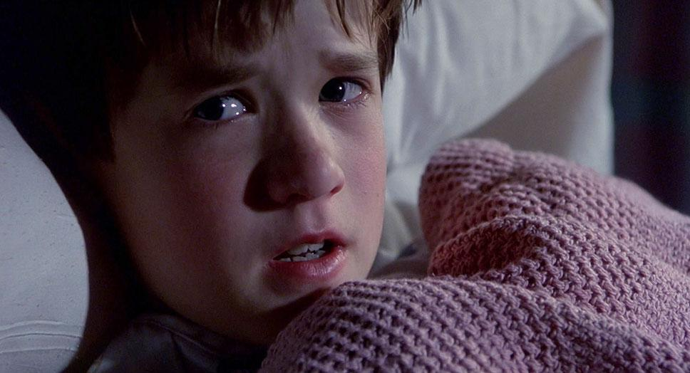 THE SIXTH SENSE (1999 / 35mm Print) - Fri Jan 18th & Sat Jan 19th / Nitehawk Cinema, Brooklyn NYHey guess what? THE SIXTH SENSE is turning twenty. Which means you're pretty old now! But for real, this cold creepy was a true shocker when released, with solid performances from Bruce Willis, Toni Collette and of course, Hayley Joel Osmont, and THAT ending. Keep an eye out for a young Mischa Barton vomiting cereal, and a very skinny former New Kid on The Block Donnie Wahlberg. (Williamsburg location only)More info HERE