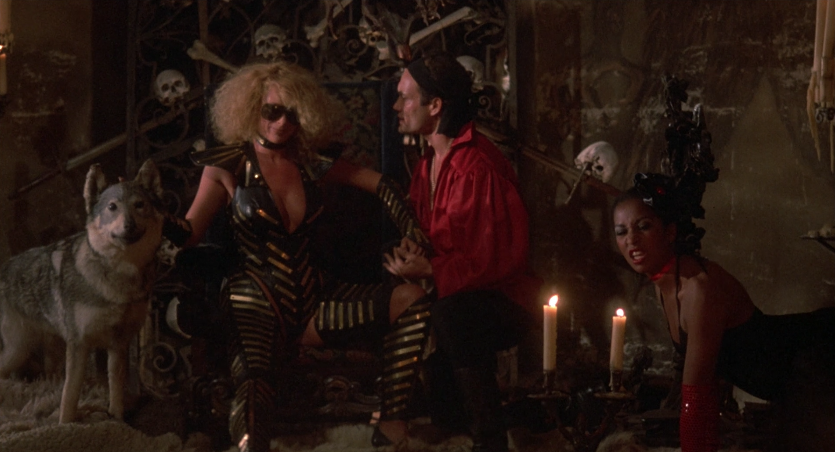 HOWLING II: YOUR SISTER IS A WEREWOLF (1985 / DCP) - Fri Jan 18th 10pm / The Loft Cinema, Tuscon AZThe hot 'n hairy Howling hijinks continue in this bizarre sequel that sends Reb Brown and horror legend Christopher Lee on a trip to Transylvania to track down a vicious werewolf queen!More info HERE
