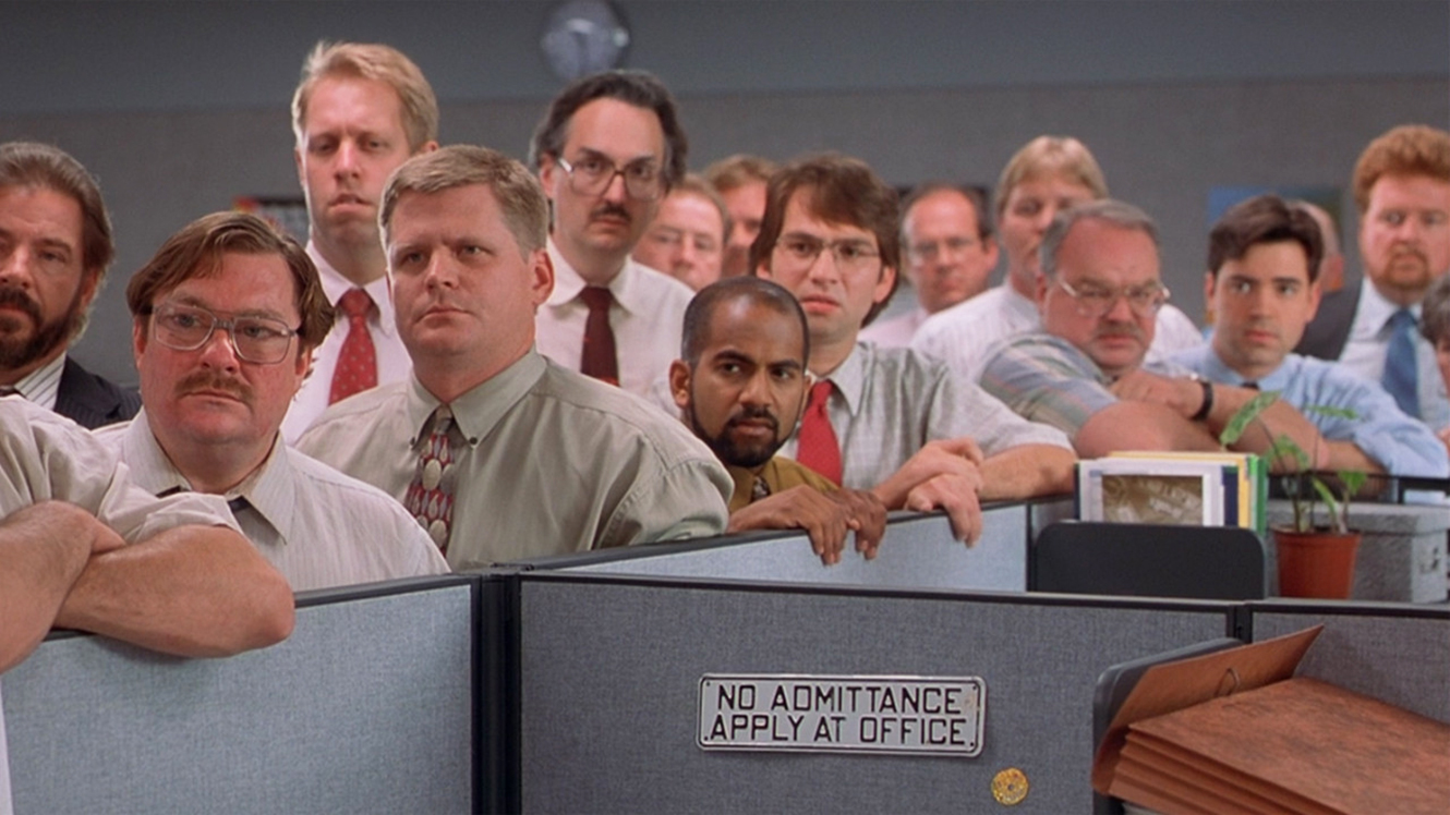 OFFICE SPACE (1999 / DCP) - Thurs Jan 24th 8pm / Castro Theatre, San Francisco CA20th Anniversary Special - writer/director Mike Judge and cast including Diedrich Bader (