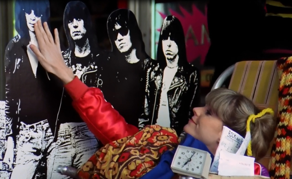 ROCK 'N' ROLL HIGH SCHOOL (1979 / DCP) - Thurs Jan 24th 9:15pm / Roxie Cinema, San Francisco CAThe Ramones are made honorary school students and teachers everywhere are having nervous breakdowns! Sounds like a recipe for a great cult film and that's what you get in this romp that sees a high school student determined to meet her favorite band after a nasty high school principal takes away her Ramones tickets.More info HERE