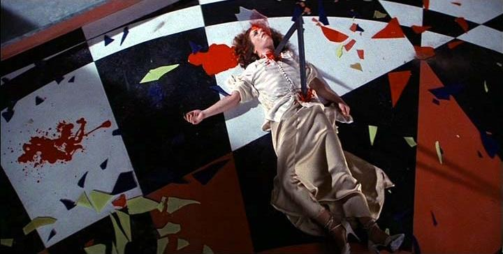 SUSPIRIA (1977 / DCP) + CARRIE (1976 / DCP) - Thurs Jan 24th 7:30pm / Egyptian Theatre, Hollywood CADARIO ARGENTO / BRIAN DE PALMA DOUBLE FEATURE. Two masters of the psychological thriller and nightmarish screen visions go back to back in a Double Feature of two of their (arguably) best works. The twisted, disorientating world of Suspiria makes way for the high school prom slaughterhouse that would define the closing moments of Carrie.More info HERE
