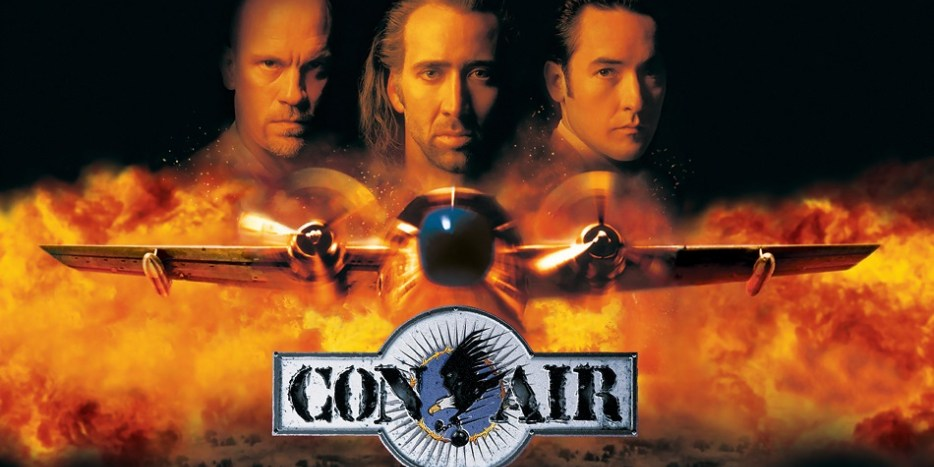 THE ROCK (1996 ) + CON AIR (1997 ) + FACE / OFF (1997) / All 35mm Prints - Sat Jan 26th 11:30pm / Prince Charles Cinema, London UKTriple Feature! Go full Cage this weekend with an overnight dose of three solid gold action classics with our man Nicolas Cage. All are excessively over the top, helped by the likes of Michael Bay, Jerry Bruckheimer and John Woo respectively. Extra points if you bring a stuffed pink bunny to the screening of Con Air. All screening in 35mm!More info HERE