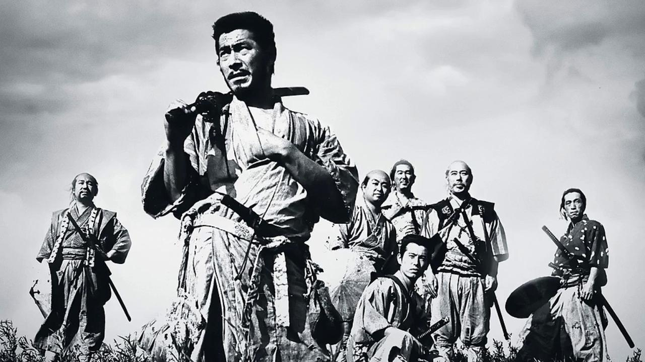 SEVEN SAMURAI (1954 / 35mm Print) - Sat Jan 26th 2:20pm / Prince Charles Cinema, London UKOne of the most iconic triumphs in cinema history, Seven Samurai serves as a bench mark in Asian cinema at the hands of Akira Kurosawa, whose influence stretched to the other side of the world. Starring Toshiro Mifune as one of the seven unemployed samurai recruited to help a poor village under attack by bandits to defend themselves.More info HERE
