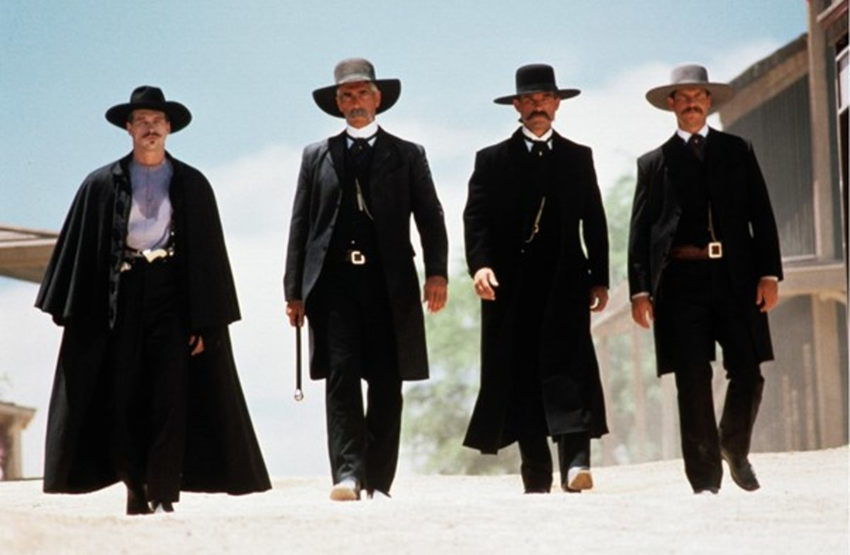 "TOMBSTONE (1993 / DCP) OUTDOOR SCREENING - Sat Jan 26th 6pm / Loft Cinema, Tuscon AZ at Old Tuscon venueGet ready for a cinematic showdown at this special outdoor screening of the 1993 Shot at Old Tucson classic, Tombstone, shown on the actual ""North End"" movie set where the film was made! Outdoor screening at Old Tucson, 201 South Kinney Road, Tucson, AZ. Please bring your own seating. Bleacher seating is also available.More info HERE"