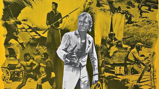 KILL THEM ALL AND COME BACK ALONE (1968 / 35mm Print) - Sat Jan 26th / Coolidge Corner Theatre, Brookline MAA classic Civil War-set Spaghetti Western directed by Enzo G. Castellari in 35mm!! Chuck Connors betrays a gang of seven ruthless mercenaries! In 1864, mercenary Clyde MacKay (Conners) leads a squad of hard-case cutthroats on a mission for the Confederate high command: Infiltrate an enemy fortress and steal a million dollars in gold from the Union Army.More info HERE