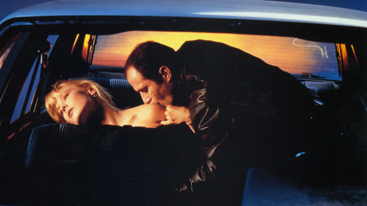 "CRASH (1996 / 35mm Print) - Sat Feb 9th 9pm / Metrograph, New York City""A masterful minimalist adaptation of J.G. Ballard's 1973 neo-futurist novel about sex and car crashes,"" per critic Jonathan Rosenbaum, David Cronenberg's Crash is a concert of flesh and steel, a cautionary tale of machine age eroticism that doubles as an enticing invitation, with Spader as a film producer who, after a head-on smash-up, finds himself drawn into an underground society of men and women who fetishize auto collisions. The movie that gives a whole new meaning to ""sex drive.""More info HERE"