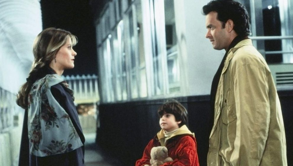 SLEEPLESS IN SEATTLE (1993 / 35mm Print) - Thurs Feb 14th 6:30pm / Prince Charles Cinema, London UKAfter the death of his wife, Sam Baldwin (Tom Hanks) moves to Seattle with his son, Jonah (Ross Mallinger). When Jonah calls in to a talk-radio program to find a new wife for his father, Sam grudgingly gets on the line to discuss his feelings. Annie Reed (Meg Ryan), a reporter in Baltimore, hears Sam speak and falls for him, even though she is engaged. Unsure where it will lead, she writes Sam a letter asking him to meet her at the Empire State Building on Valentine's Day.More info HERE