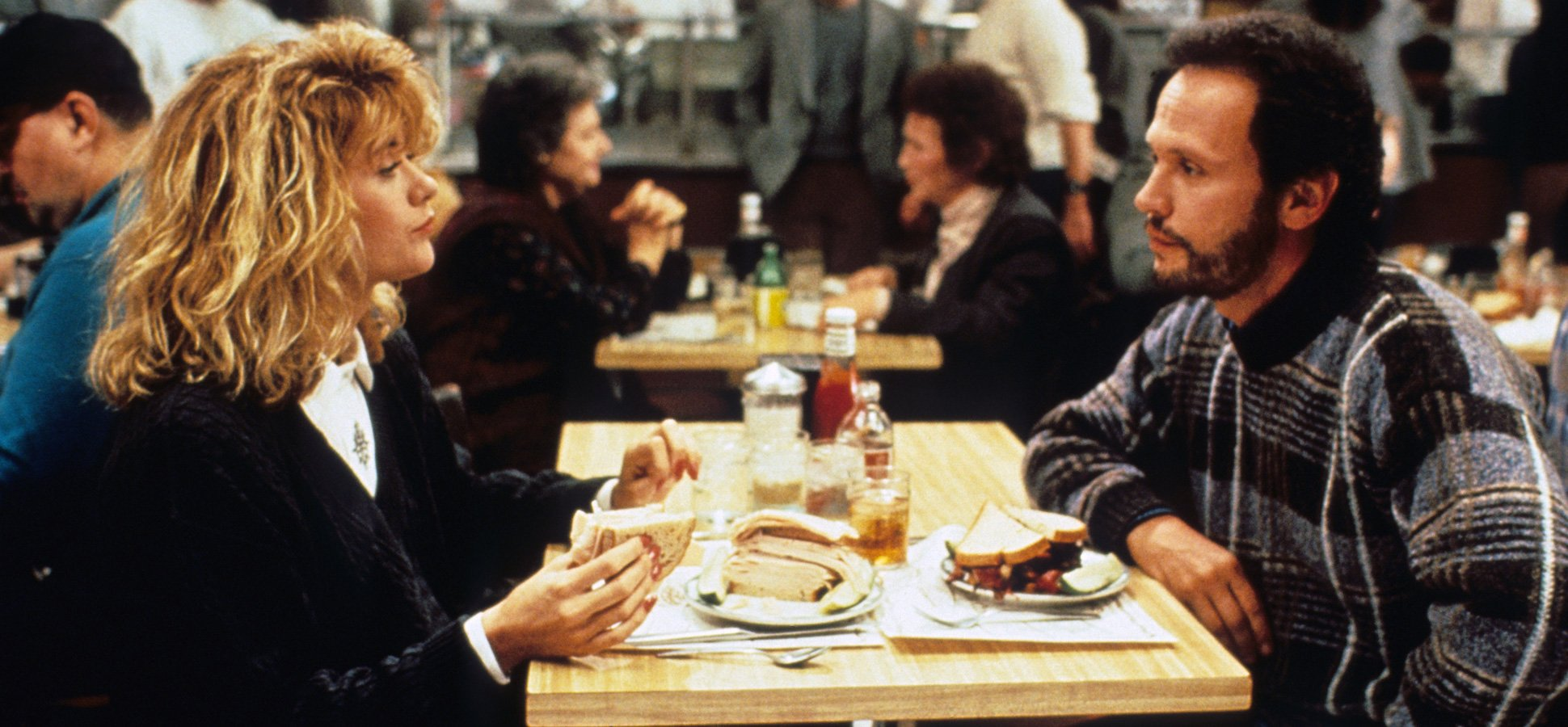 WHEN HARRY MET SALLY (1989 / 35mm Print) - Thurs Feb 14th 7:30pm / Loft Cinema, Tuscon AZThis Valentine's Day, we'll ALL have what she's having as The Loft celebrates the 30th anniversary of one of the greatest romantic comedies of all-time, starring Billy Crystal and Meg Ryan.More info HERE