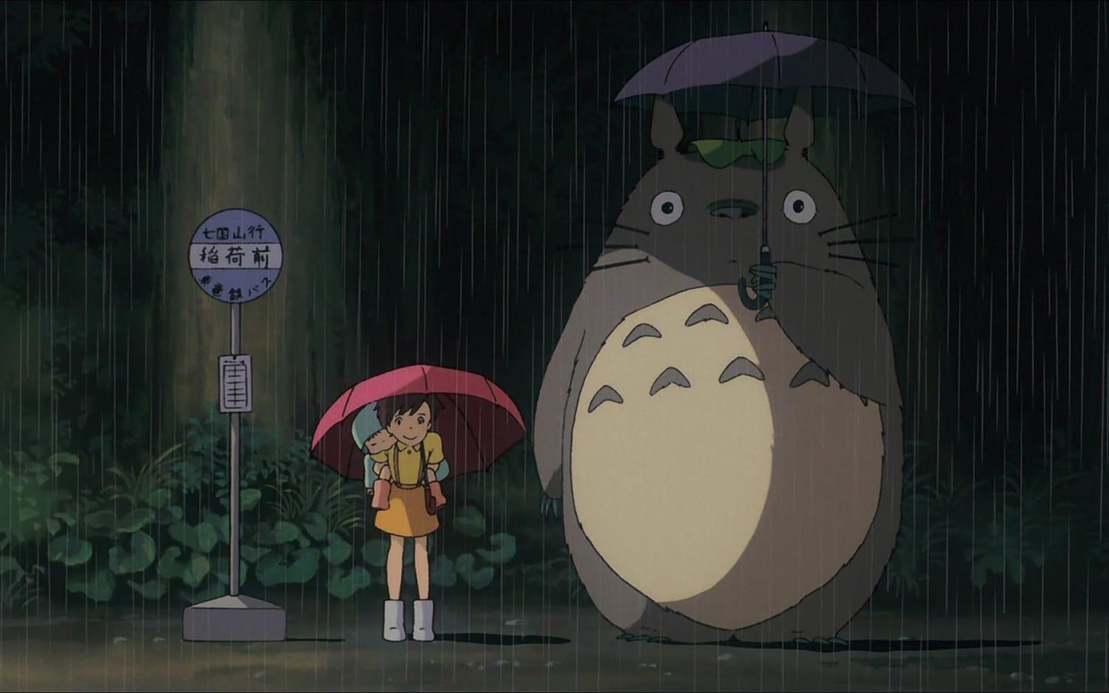 MY NEIGHBOR TORTORO (1988 / DCP) - Sun Feb 17th 12pm, 2pm, 4pm & 6pm / Frida Cinema, Santa Ana CAWhimsical and moving, My Neighbor Totoro was a smash hit upon its initial release, and played a large part in making Miyazaki and Studio Ghibli a household name on both sides of the Pacific. With its environmentalist undertones and earnest, innocent sensibility, it's easy to see why it charmed audiences worldwide, and why it continues to do so to this day.More info HERE