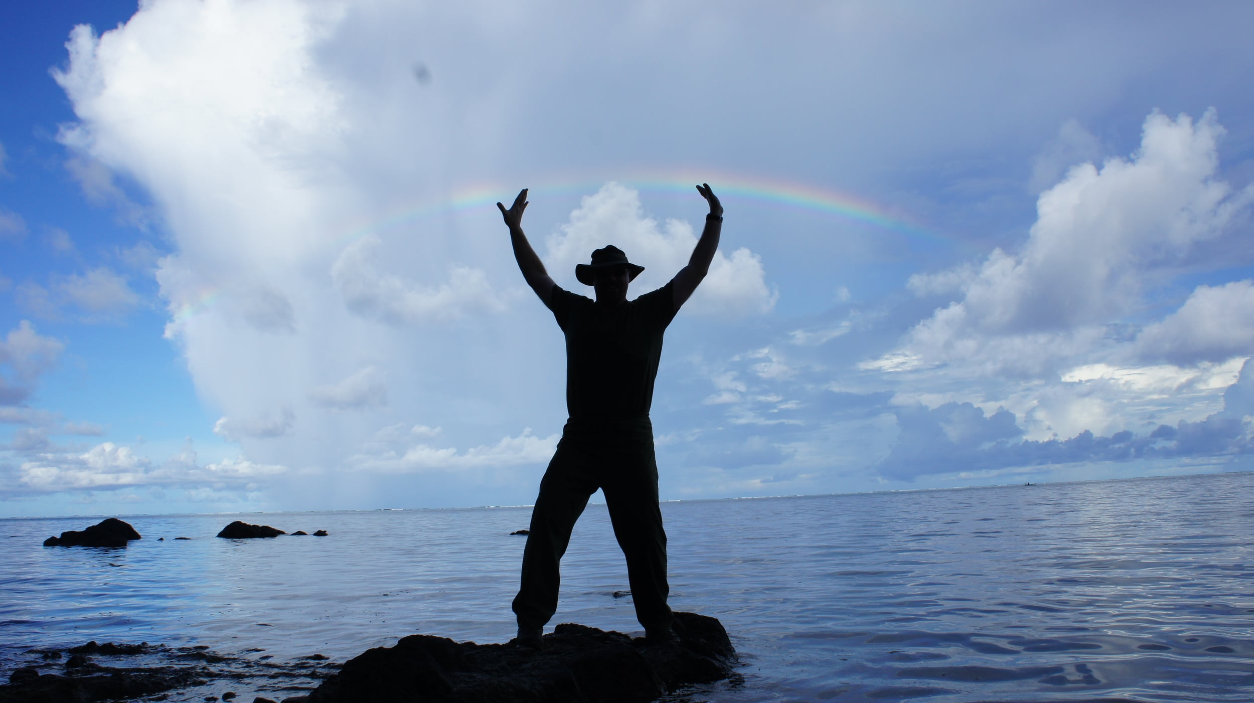 Work hard, play hard on Yap, Federated States of Micronesia