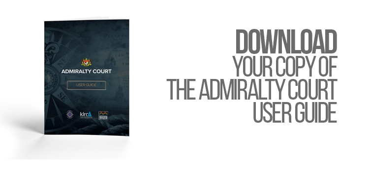 The Admiralty Court User Guide