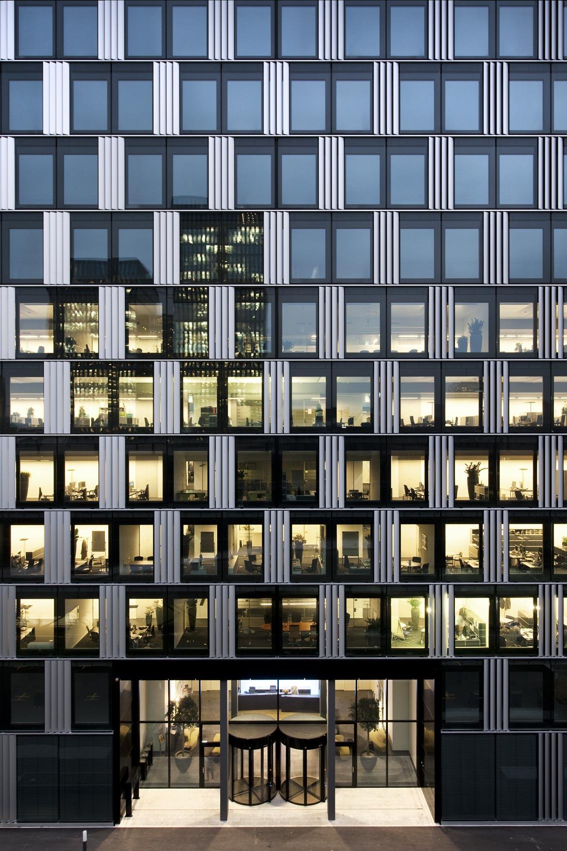 CS, Fassadenbau in Zürich Oerlikon
