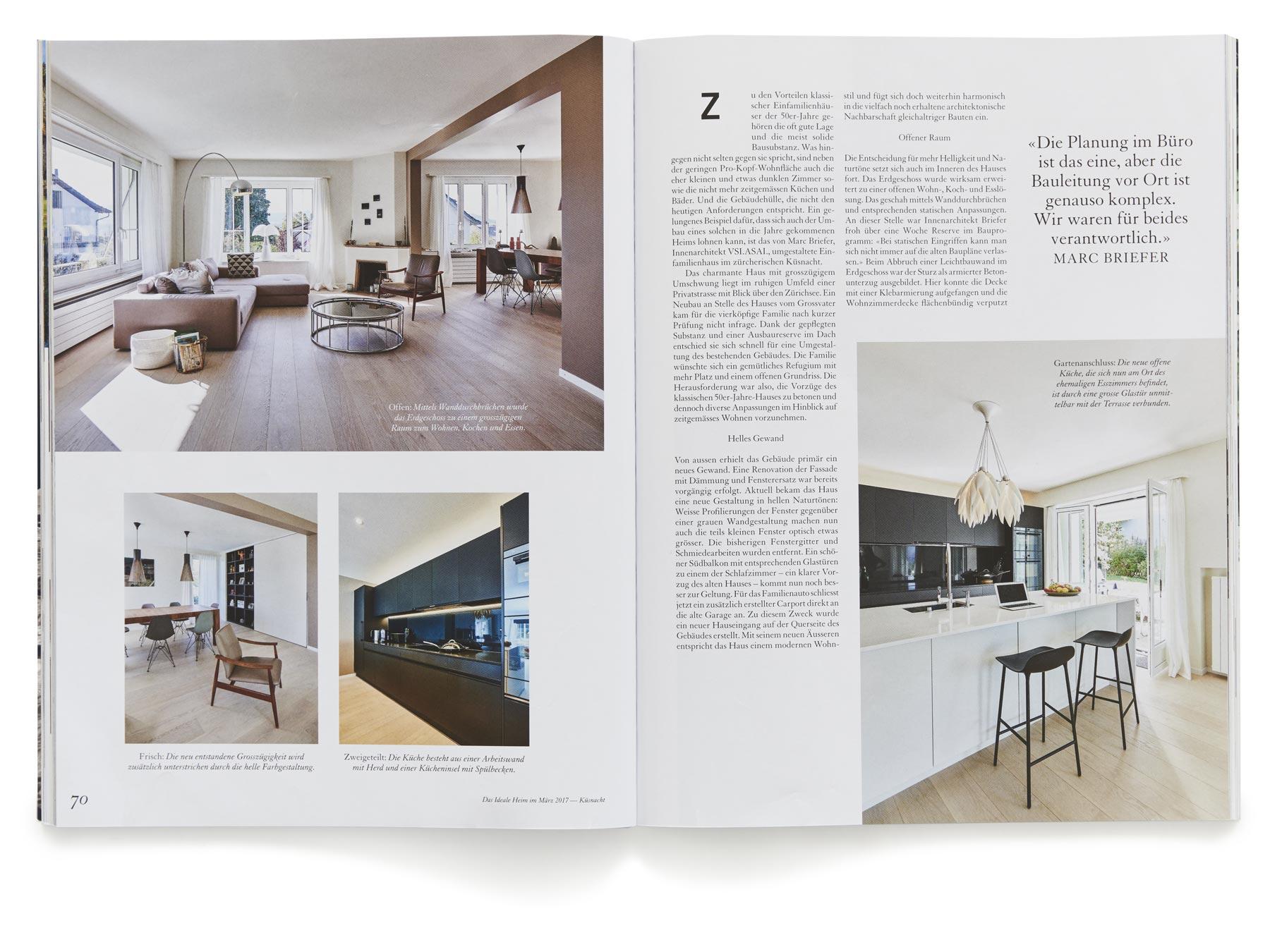 Umbauen Renovieren Magazin