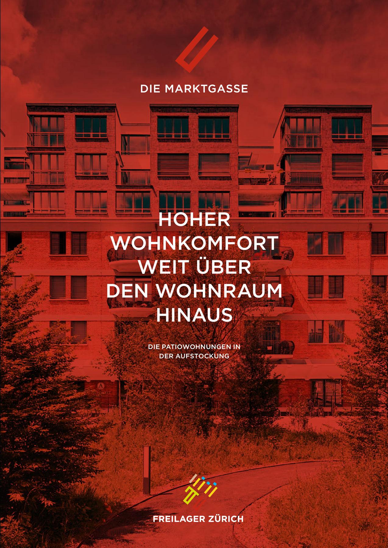Advertising Freilager Zürich