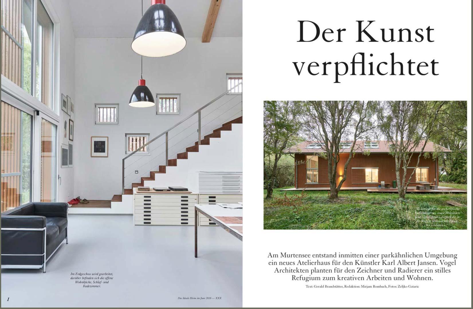 Ideales Heim Magazin