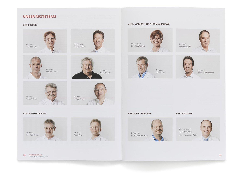 Jahresbericht Hirslanden
