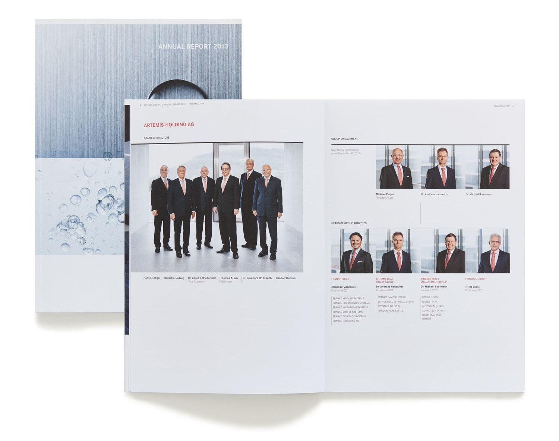 Annual Report Franke