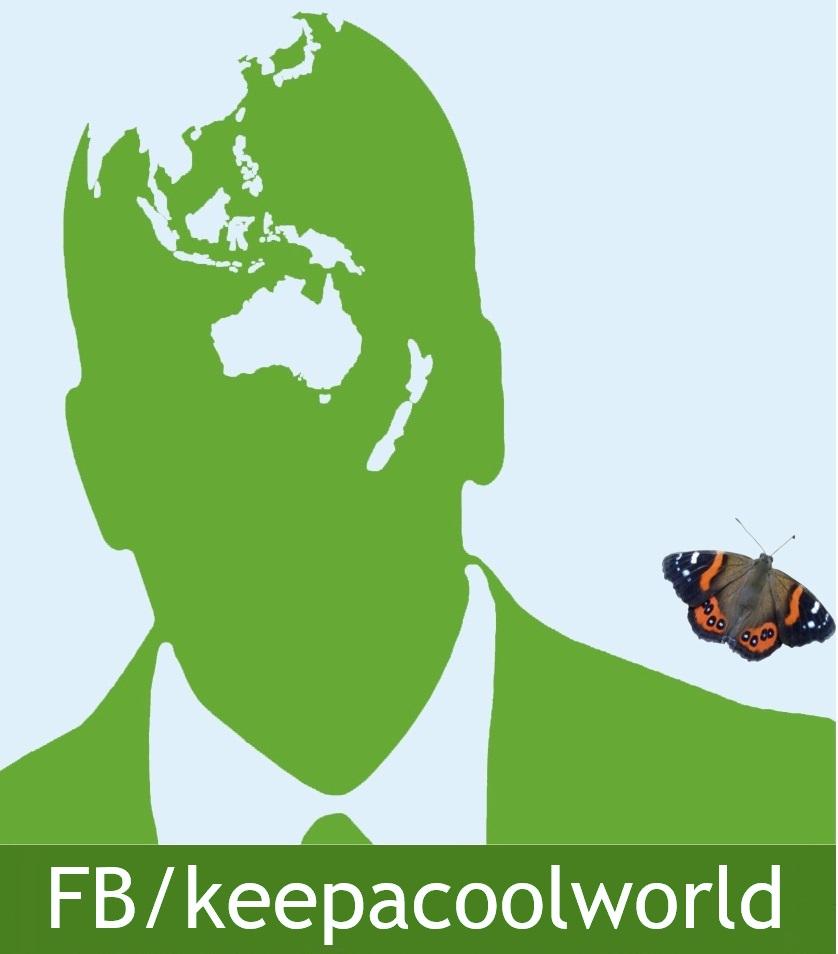 Keepacoolworld logo