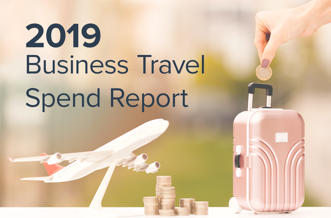 Rocketrip has analyzed expense data from thousands of business trips to produce a view of how business travelers spent on flights, hotels, trains, and rental cars in the past year.