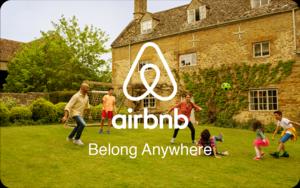 Airbnb   $25 - 250 Points  $50 - 500 Points  $100 - 1,000 Points  $500 - 5,000 Points