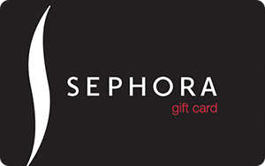 Sephora   $25 - 250 Points  $50 - 500 Points  $100 - 1,000 Points  $250 - 2,500 Points  $500 - 5,000 Points