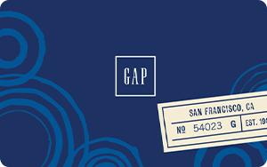 Gap   $25 - 250 Points  $50 - 500 Points  $100 - 1,000 Points  $250 - 2,500 Points  $500 - 5,000 Points