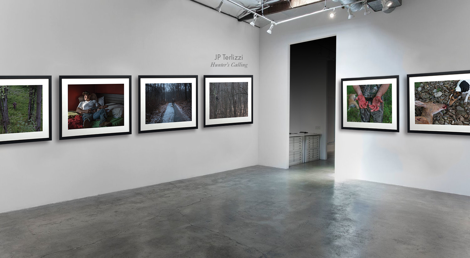 Exhibition Details:  Chromogenic prints, matted and framed in black wood 38 x 28 inches