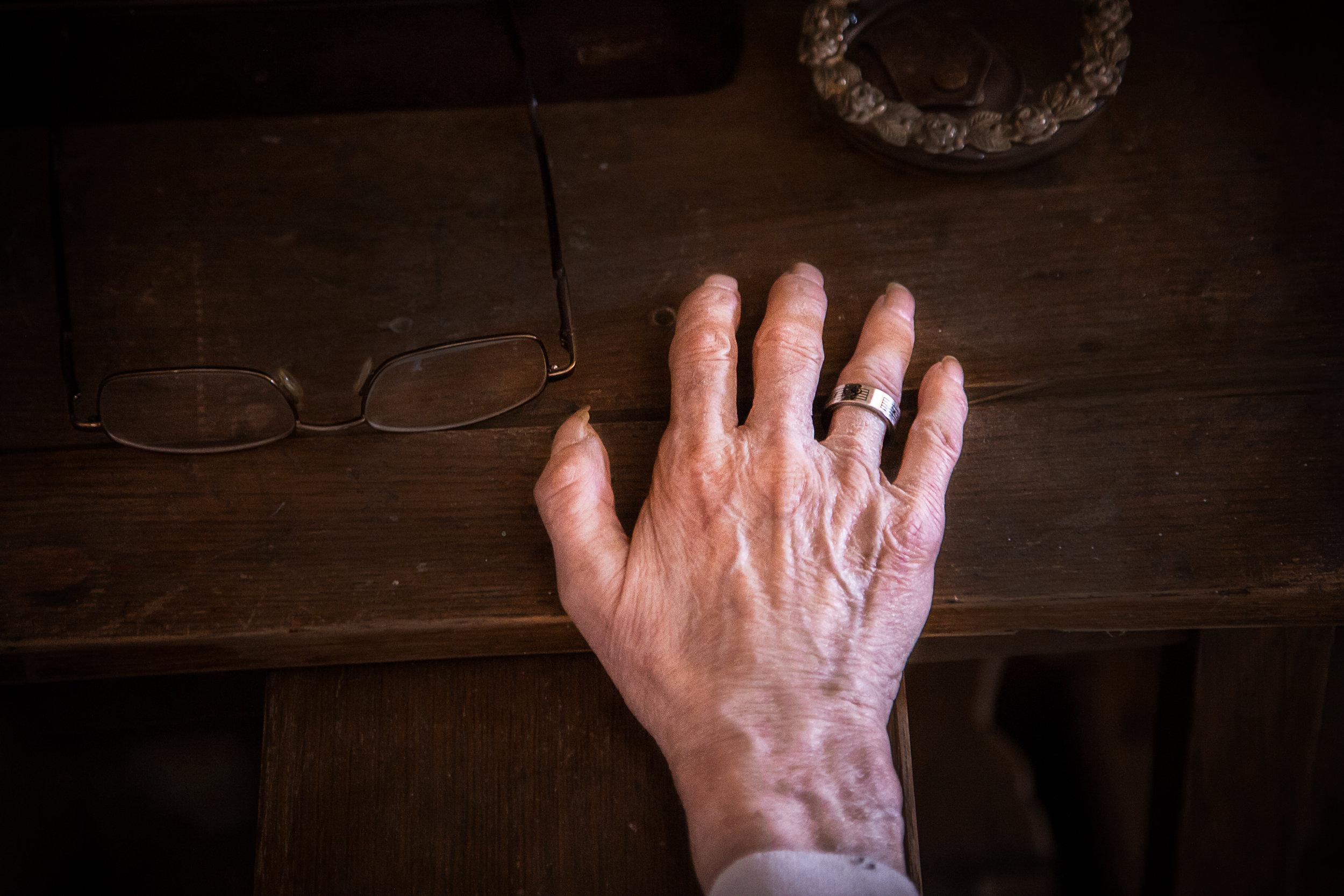 Ring Finger, 2015