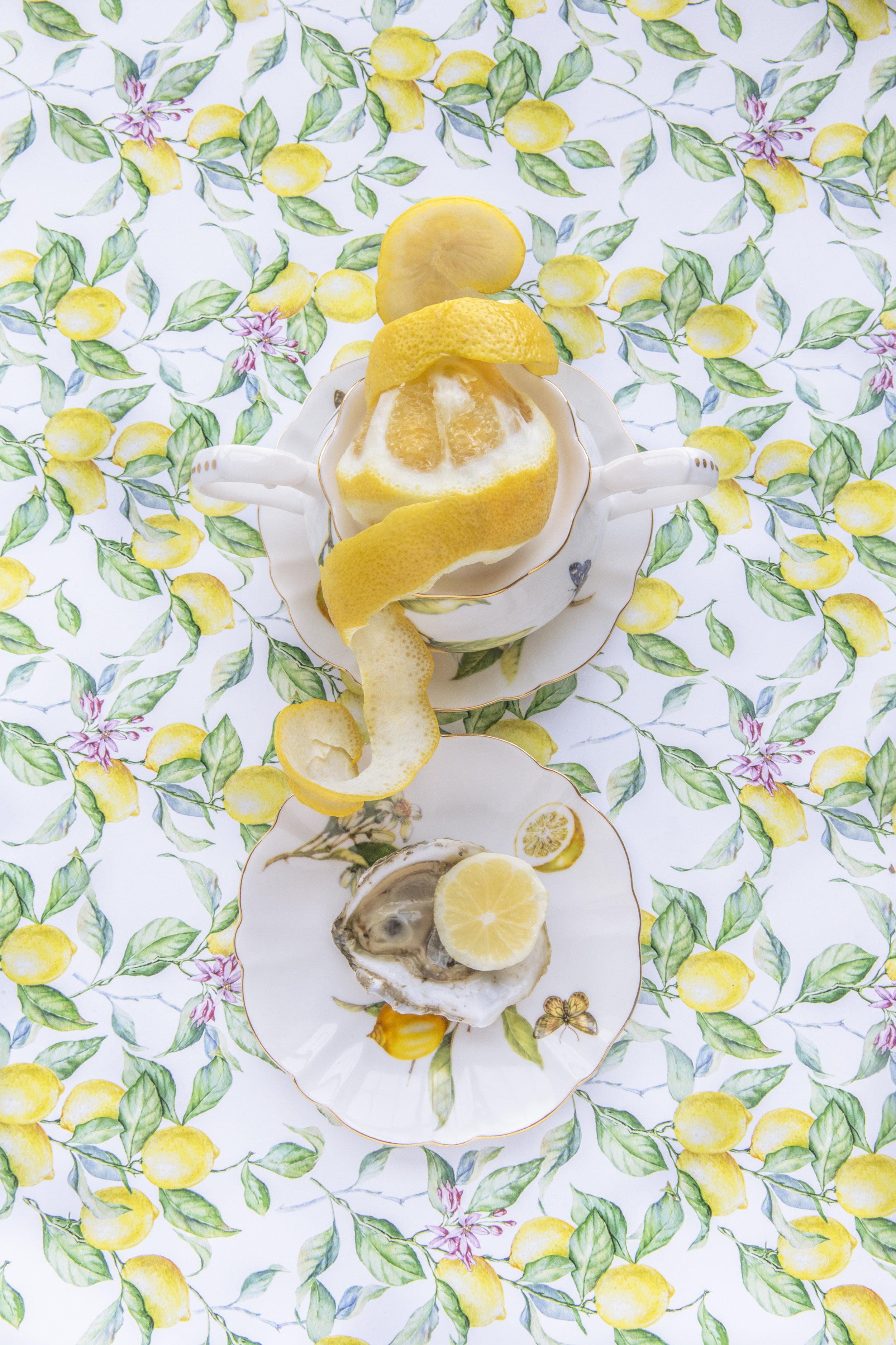 Gracie Lemonata with Lemon, 2019