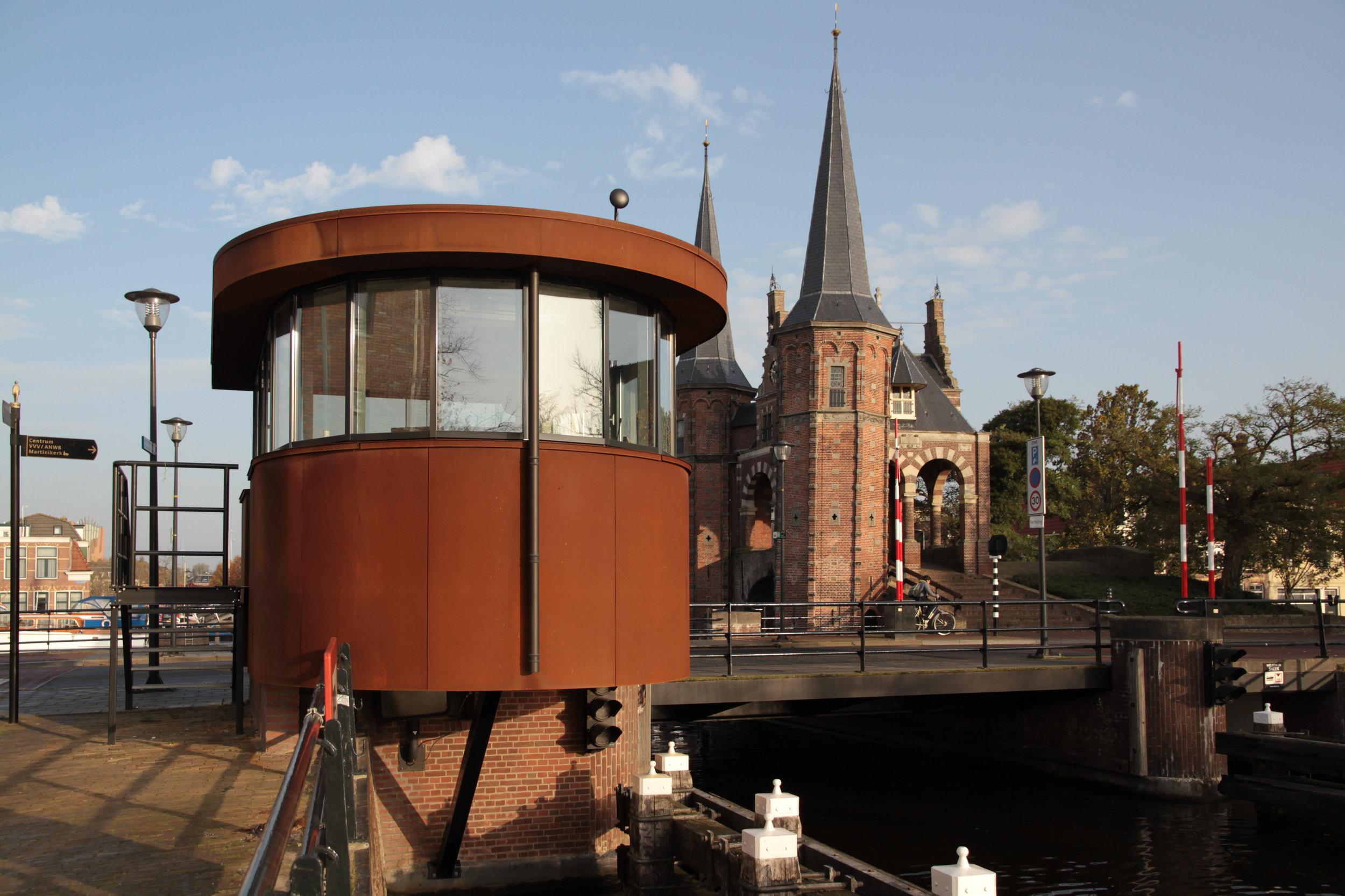 Brugwachtershuis Lemmerwegbrug