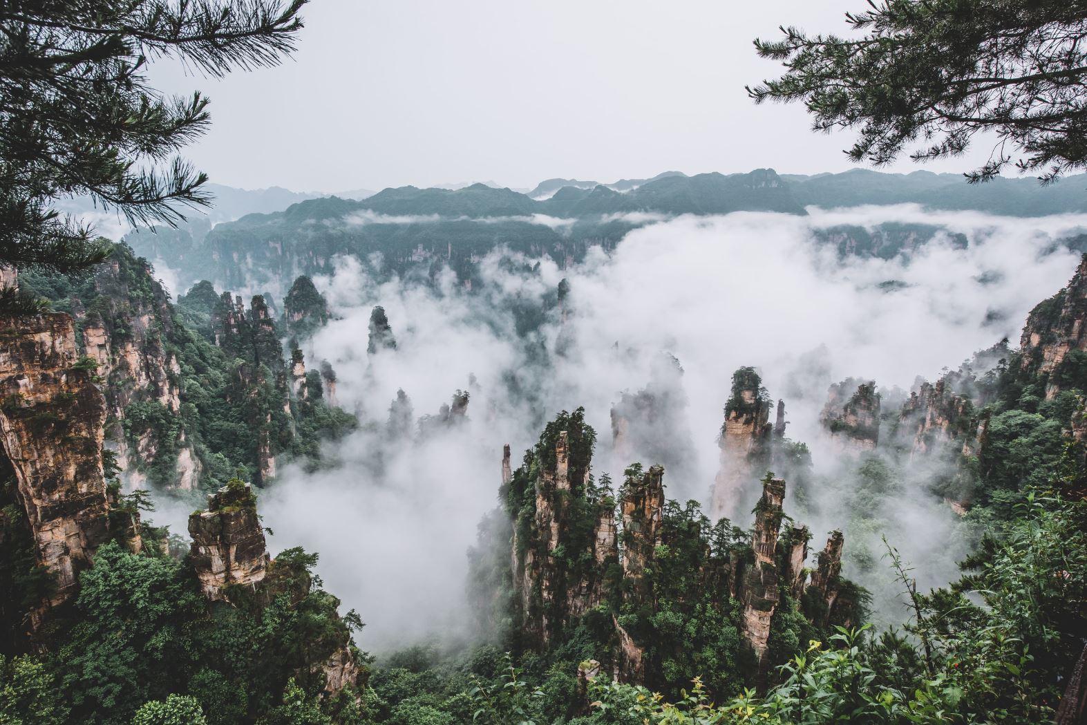Zhangjiajie -