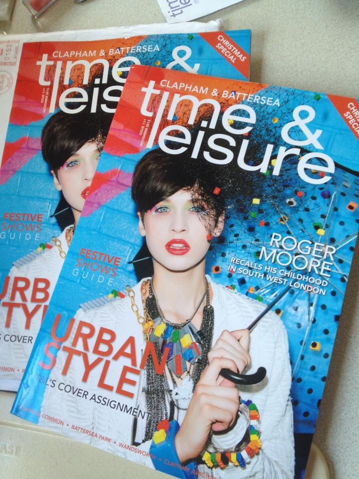 Time & Leisure, october 2013, England