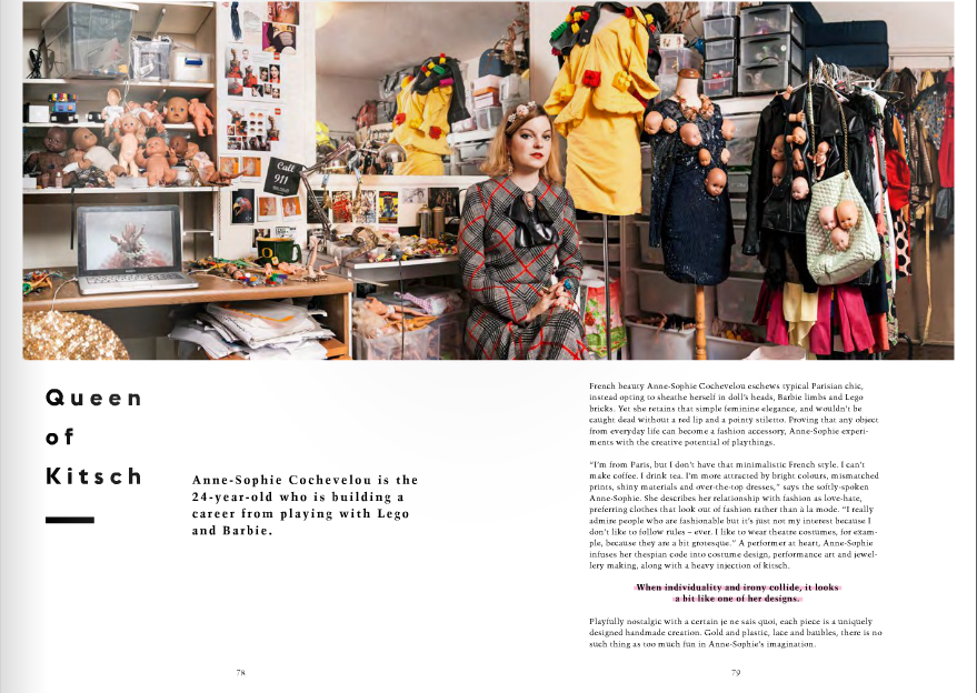 Outsider/in magazine, June 2013, Uk