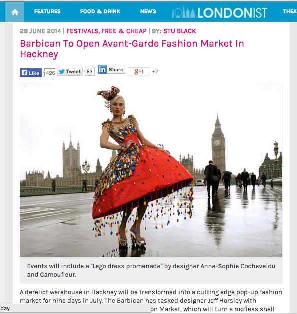 Londonist, Juily 2014, London