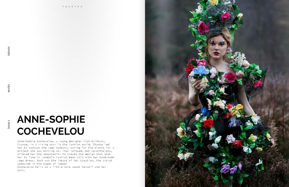 Croco Magazine, March 2015