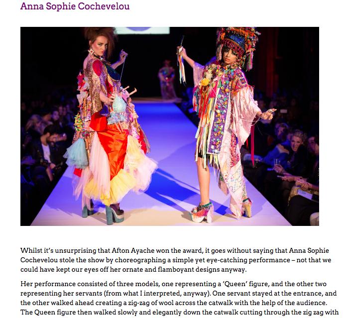 Brighton Fashion Week, october 2015