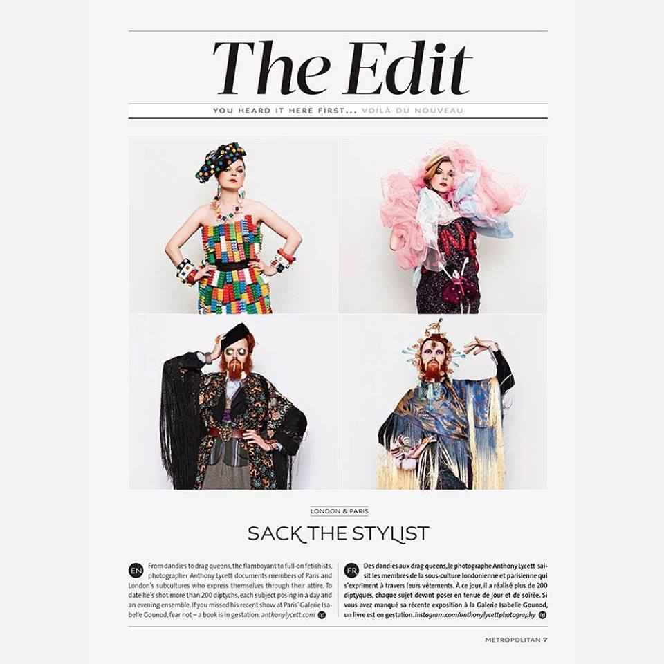 Eurostar Magazine, April 2016