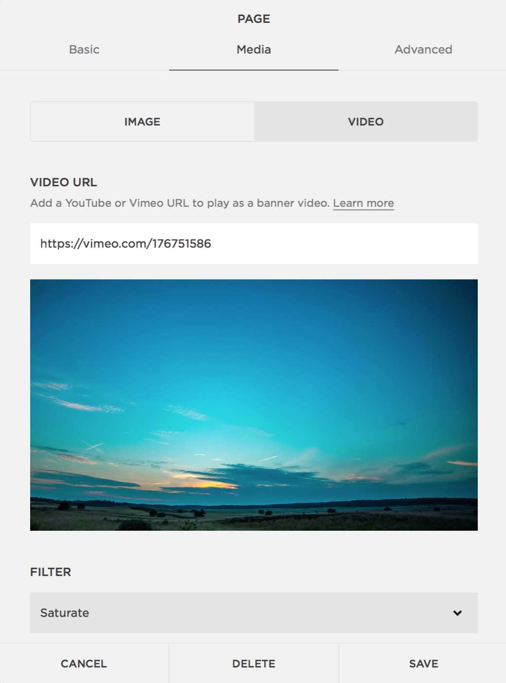 Squarespace Background Video: Step-By-Step Guide