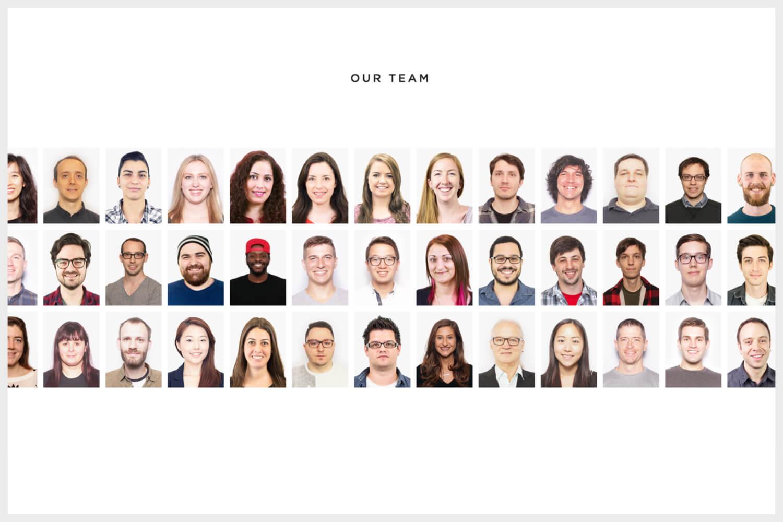 Team Profiles Build Trust