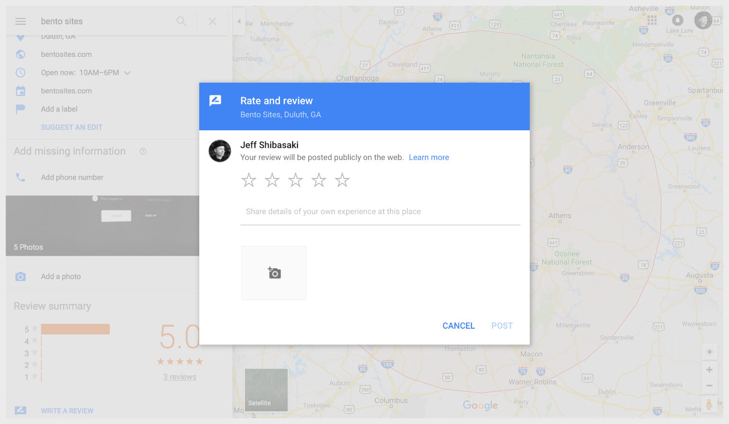 google-my-business-rate-review
