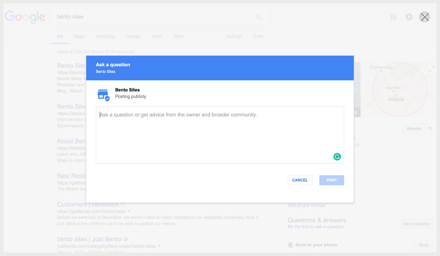 google-my-business-ask-question