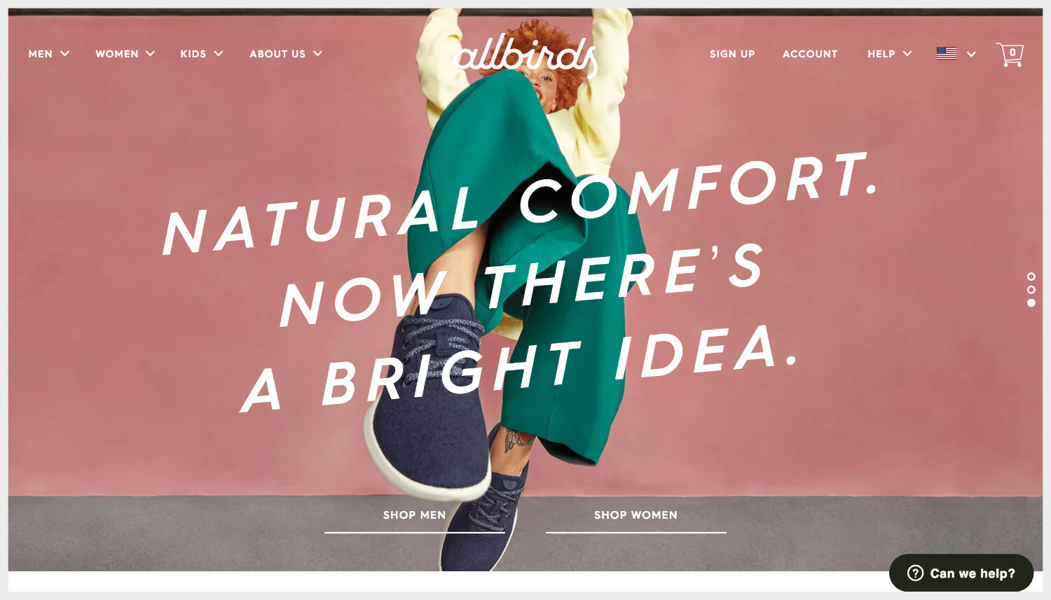 usp-and-value-proposition-allbirds-example